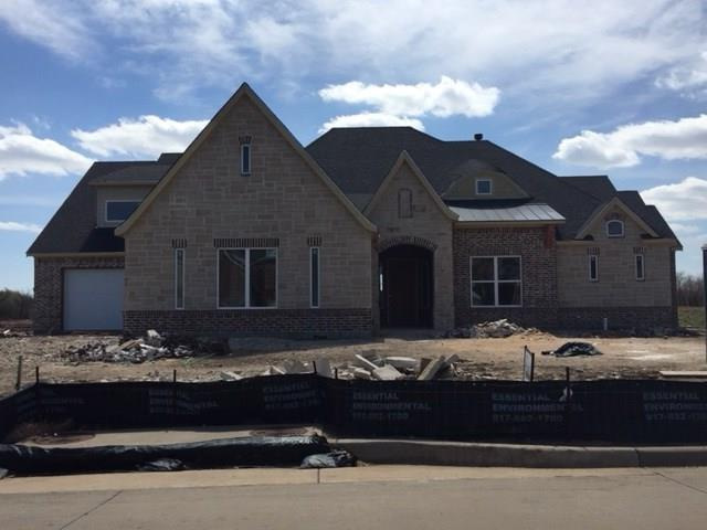 3213 Fairway Drive, Denton, TX 76226 (MLS #13770133) :: The Real Estate Station