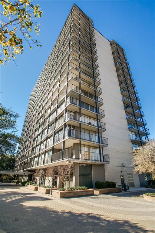 3310 Fairmount Street 16B, Dallas, TX 75201 (MLS #13780239) :: Baldree Home Team