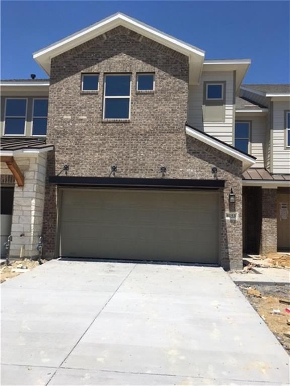 8153 Snapdragon Way, Dallas, TX 75252 (MLS #13784928) :: The Rhodes Team