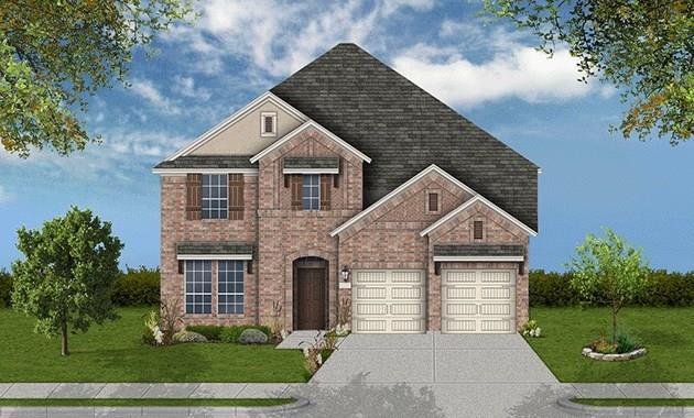11224 Dusty Trail, Flower Mound, TX 76262 (MLS #13799840) :: Real Estate By Design