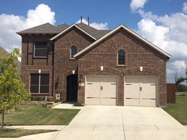 4213 Wilderness Pass, Fort Worth, TX 76262 (MLS #13914318) :: RE/MAX Landmark