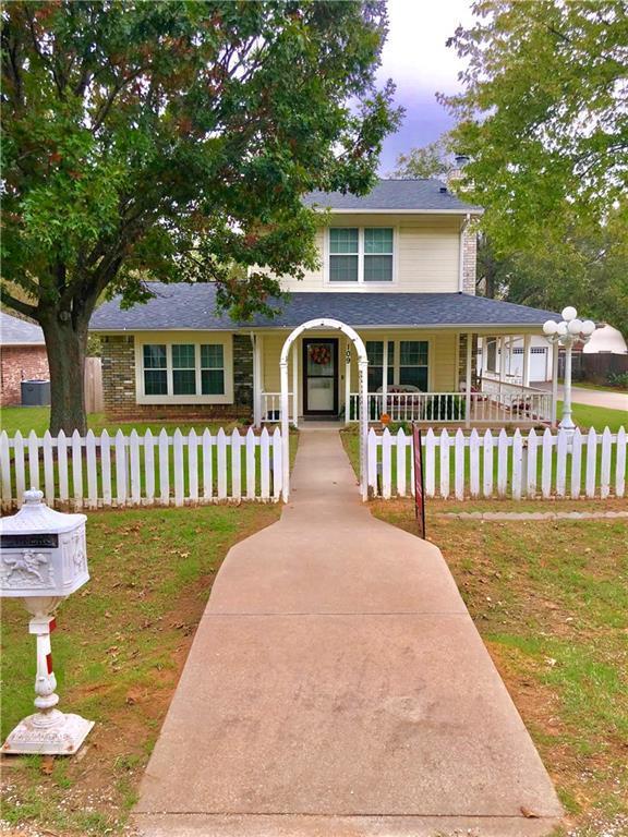 109 Thomas Street, Joshua, TX 76058 (MLS #13929329) :: North Texas Team | RE/MAX Lifestyle Property