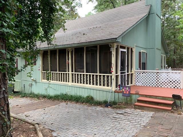 281 Cherrywood Lane, Holly Lake Ranch, TX 75765 (MLS #13947298) :: Steve Grant Real Estate