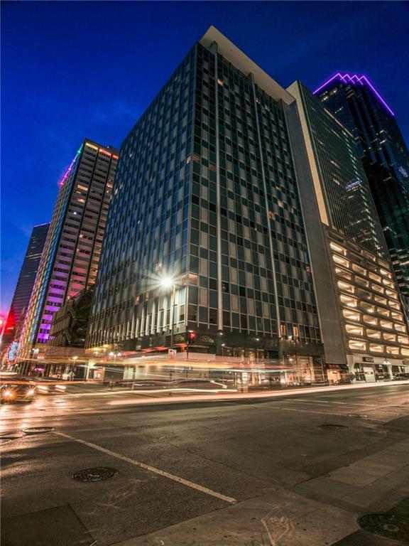 1505 Elm Street #1101, Dallas, TX 75201 (MLS #13949754) :: The Rhodes Team