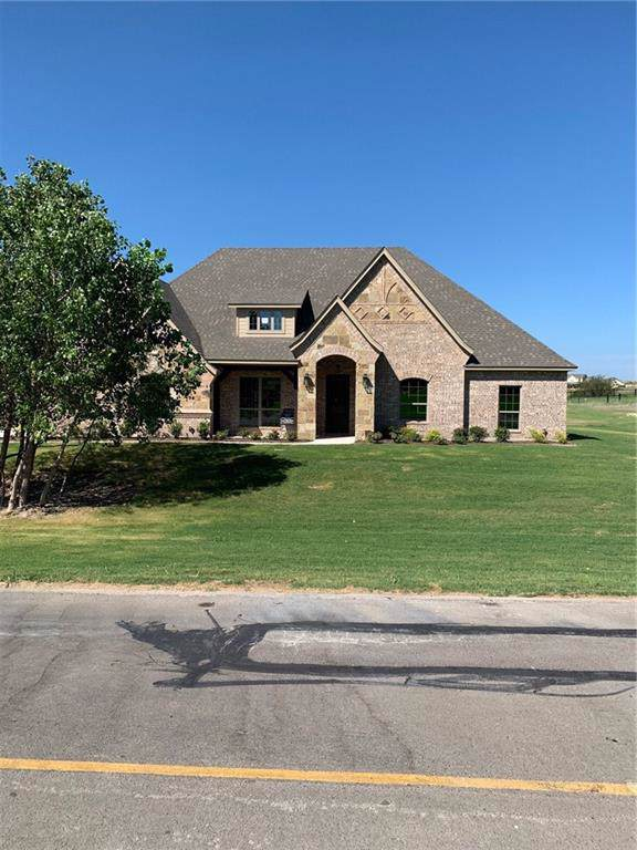 126 Condor View, Weatherford, TX 76087 (MLS #14039463) :: The Welch Team