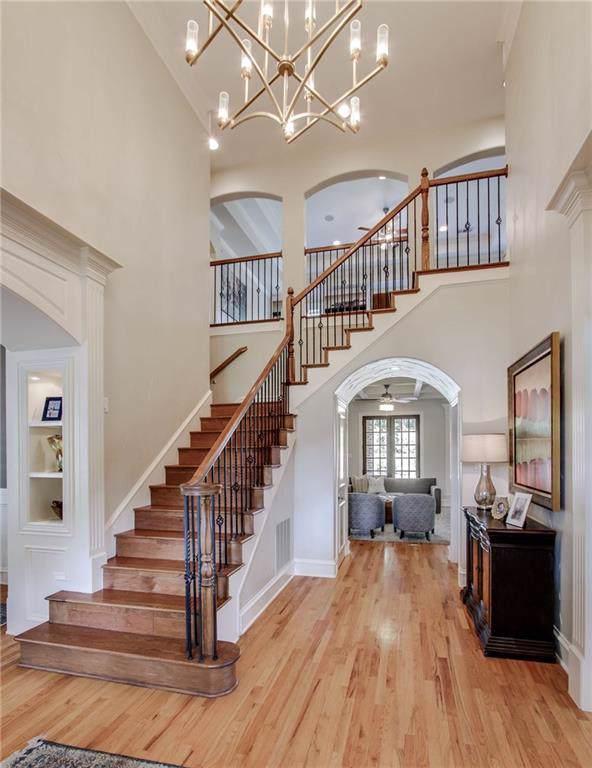 3700 Lippizaner Court, Flower Mound, TX 75028 (MLS #14143610) :: Real Estate By Design