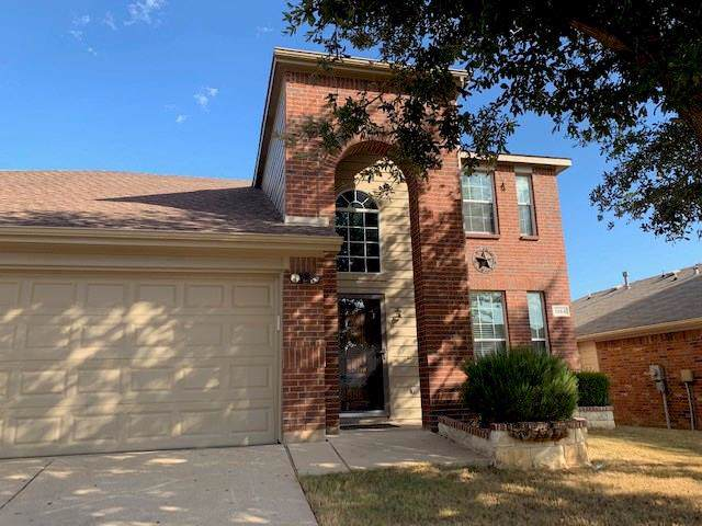 1353 Cattle Crossing Drive, Fort Worth, TX 76131 (MLS #14160863) :: RE/MAX Town & Country