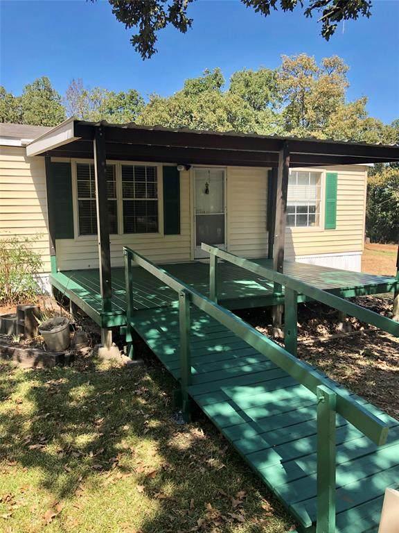2401 Wood Haven Road, Cleburne, TX 76031 (MLS #14189893) :: Frankie Arthur Real Estate