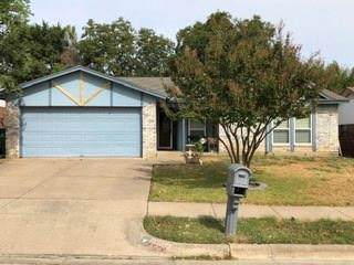 5809 Greenfield Drive, Watauga, TX 76148 (MLS #14197616) :: Tenesha Lusk Realty Group
