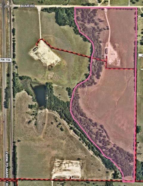 0 Blair Road, Justin, TX 76247 (MLS #14218474) :: The Kimberly Davis Group