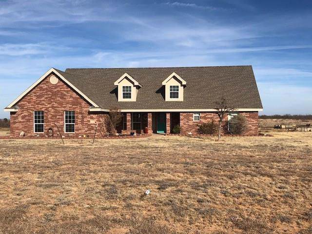 3364 Us Highway 277 S, Anson, TX 79501 (MLS #14239636) :: Frankie Arthur Real Estate