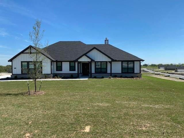 1020 Flagstone Drive, Weatherford, TX 76085 (MLS #14250628) :: Post Oak Realty