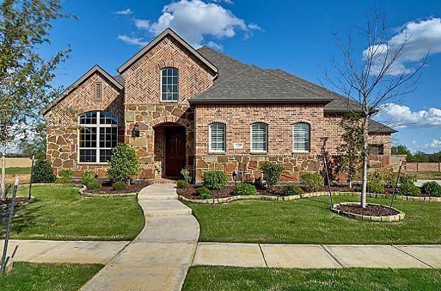 724 Kimbro Avenue, Lantana, TX 76226 (MLS #14280862) :: All Cities Realty