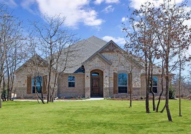 337 Timbers Circle, Poolville, TX 76487 (MLS #14290258) :: The Heyl Group at Keller Williams