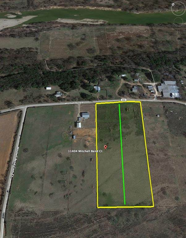 11404 Mitchell Bend Court, Granbury, TX 76048 (MLS #14364768) :: The Kimberly Davis Group