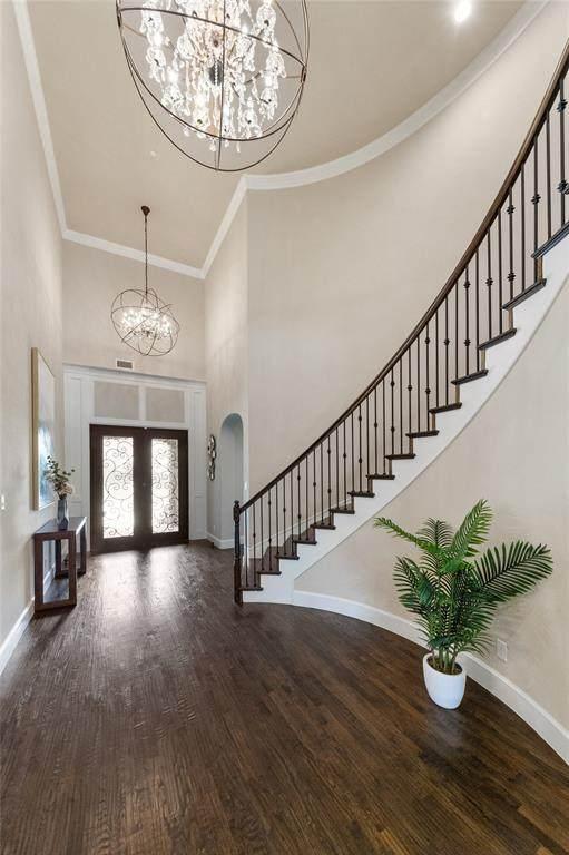 300 Woodsong Way, Southlake, TX 76092 (MLS #14391144) :: The Kimberly Davis Group