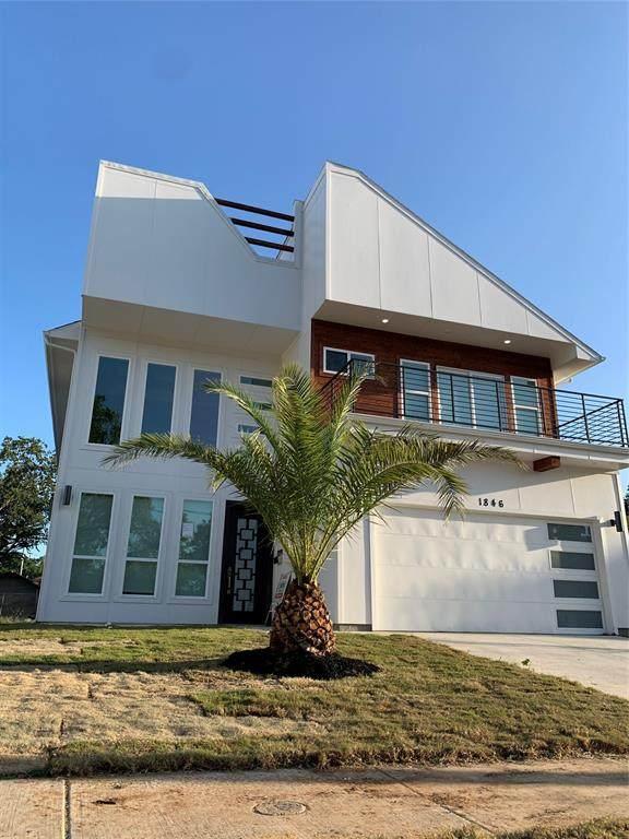 1846 Nomas Street, Dallas, TX 75212 (MLS #14400149) :: Trinity Premier Properties