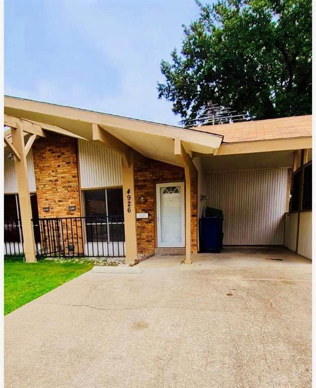 4926 Windward, Garland, TX 75043 (MLS #14431989) :: North Texas Team | RE/MAX Lifestyle Property