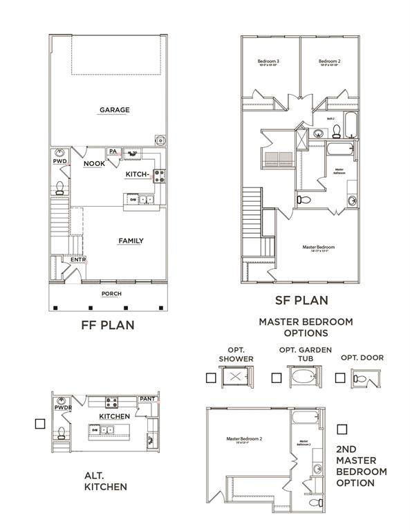 2417 Davenport Drive, Denton, TX 76207 (MLS #14456621) :: Trinity Premier Properties