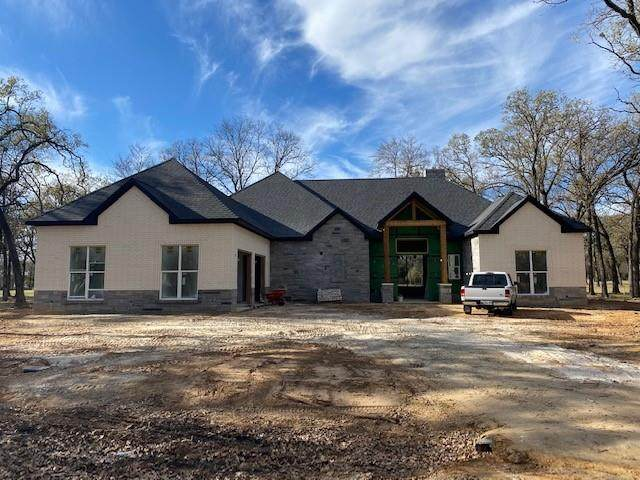 161 St. Andrews, Mabank, TX 75156 (MLS #14458004) :: Real Estate By Design