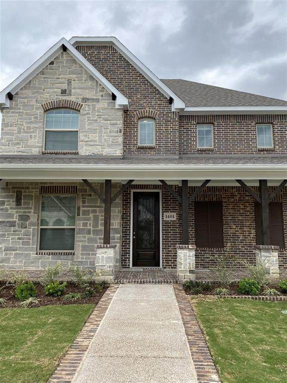 1401 English Blue Lane, Arlington, TX 76005 (MLS #14463008) :: RE/MAX Pinnacle Group REALTORS