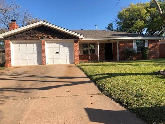 2417 Brentwood Drive, Abilene, TX 79605 (MLS #14472413) :: Keller Williams Realty
