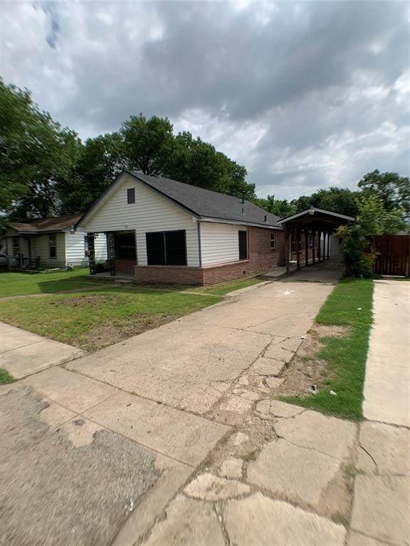 514 2nd Street, Grand Prairie, TX 75051 (MLS #14538535) :: Team Hodnett