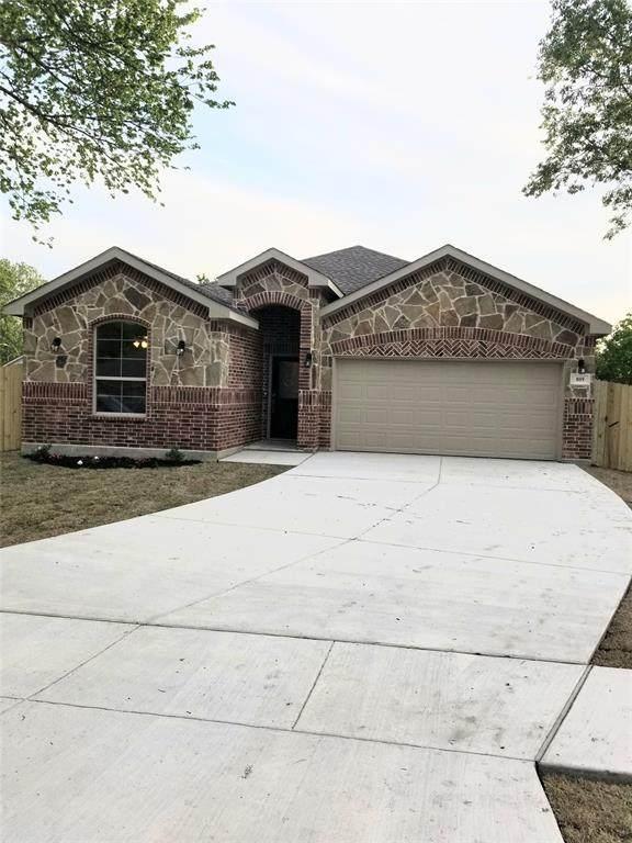 809 Merriot Street, Ennis, TX 75119 (MLS #14556653) :: The Mauelshagen Group