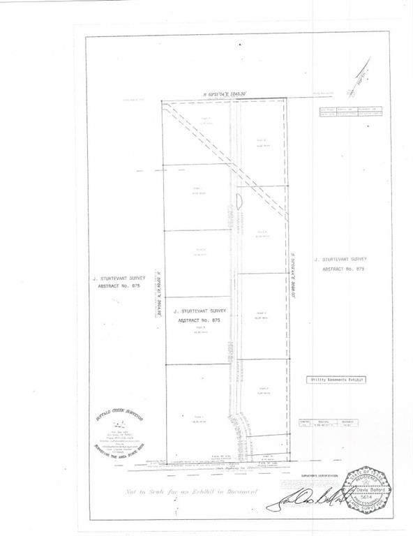 St HWY St Hwy 174, Blum, TX 76627 (MLS #14583047) :: Robbins Real Estate Group