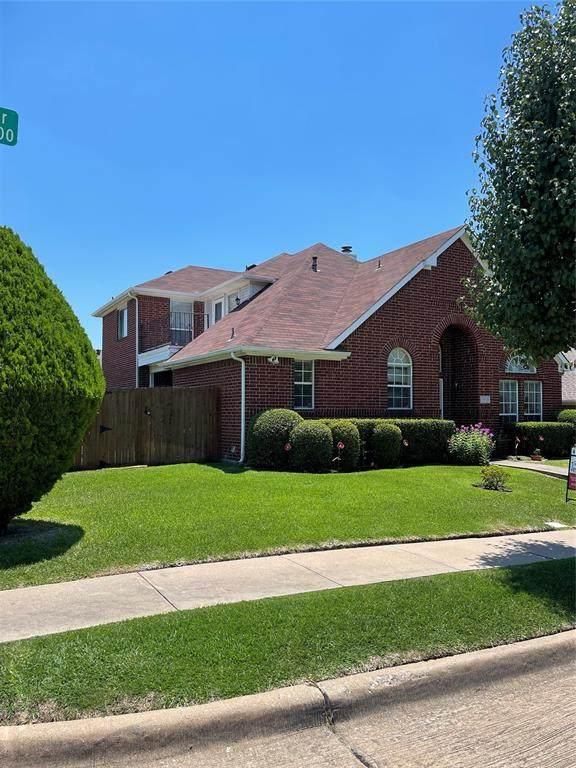 1701 Alpine Drive, Carrollton, TX 75007 (MLS #14585360) :: Russell Realty Group