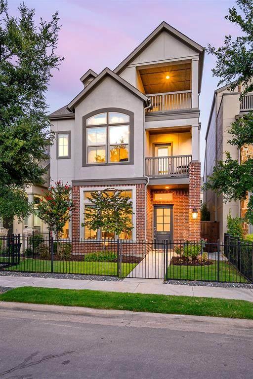 3650 Miles Street, Dallas, TX 75209 (MLS #14618232) :: Wood Real Estate Group