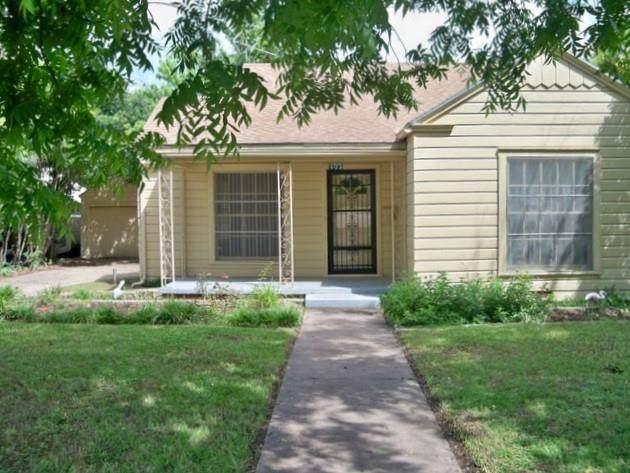103 Miami Street, Coleman, TX 76834 (MLS #14634360) :: Wood Real Estate Group