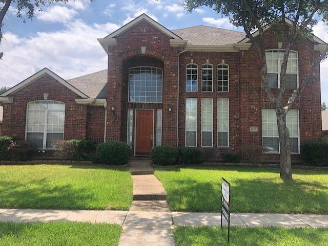5613 Glenview Lane, The Colony, TX 75056 (MLS #14644990) :: Real Estate By Design