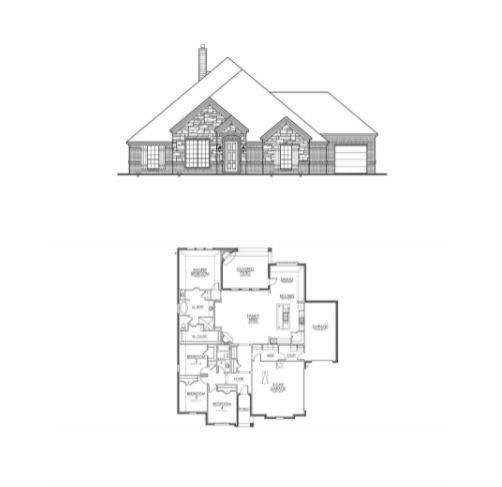 101 Oak Springs Lane, Weatherford, TX 76087 (MLS #14687660) :: Frankie Arthur Real Estate