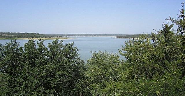 Lot 2 Oak Point Drive, Lake Brownwood, TX 76857 (MLS #12156391) :: Robbins Real Estate Group