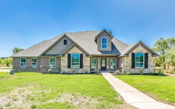 12600 Gumper Place, Fort Worth, TX 76126 (MLS #13883352) :: Team Hodnett