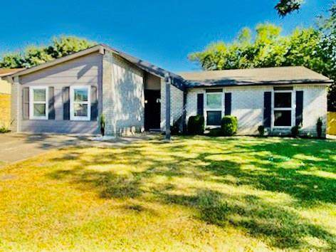 6324 Little Ranch Road, North Richland Hills, TX 76182 (MLS #14205368) :: Frankie Arthur Real Estate