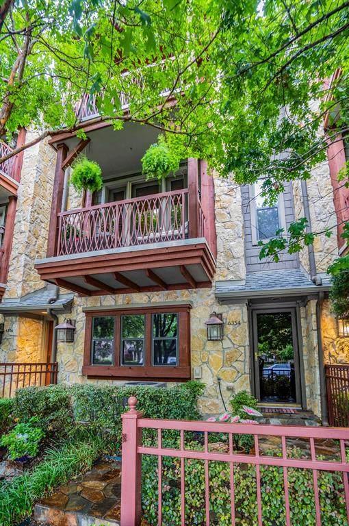 6354 Oriole Drive, Dallas, TX 75209 (MLS #14372070) :: Bray Real Estate Group