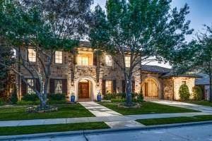 6329 Bluffview Drive, Frisco, TX 75034 (MLS #14447770) :: Premier Properties Group of Keller Williams Realty
