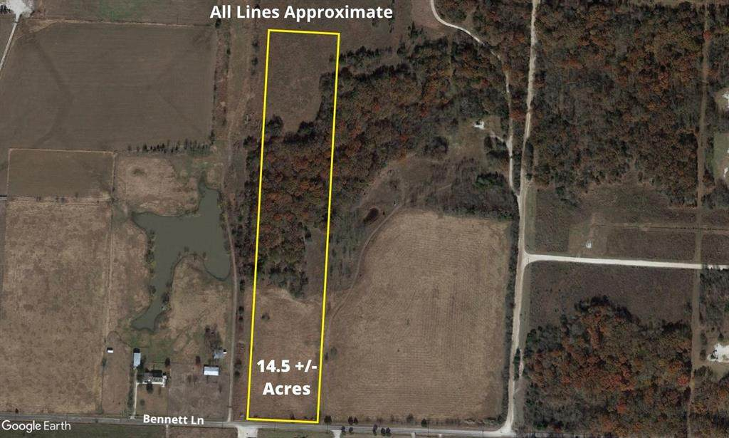 14.5 ac Bennett Lane - Photo 1