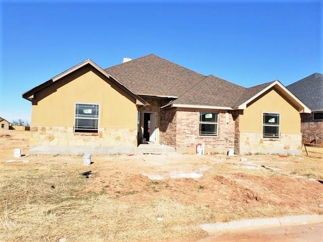 4134 Forrest Creek Court, Abilene, TX 79606 (MLS #13983204) :: The Tierny Jordan Network