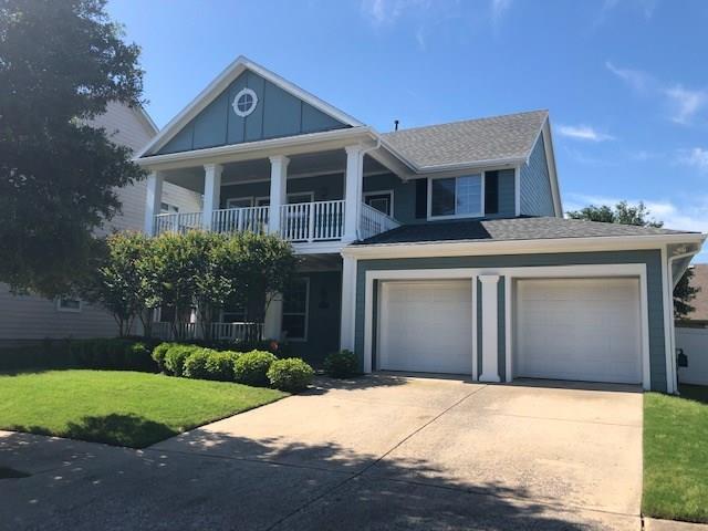 1408 Cotton Gin Drive, Savannah, TX 76227 (MLS #14026825) :: Real Estate By Design