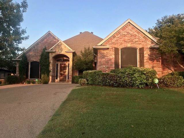 1205 Thistle Hill Trail, Weatherford, TX 76087 (MLS #14030725) :: Century 21 Judge Fite Company