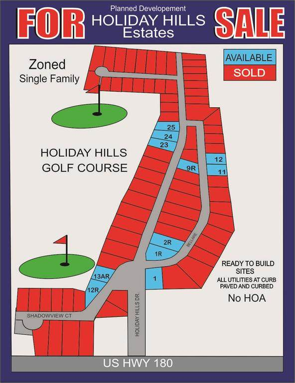 Lot 11 Bellaire Circle, Mineral Wells, TX 76067 (MLS #14159422) :: Trinity Premier Properties