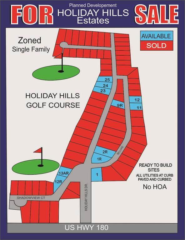 Lot25 Holiday Hills Drive, Mineral Wells, TX 76067 (MLS #14159223) :: Trinity Premier Properties