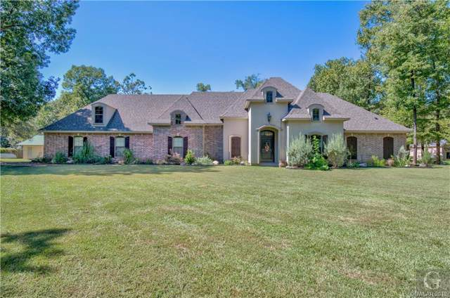 136 Clearview Lane, Benton, LA 71006 (MLS #254040) :: Deb Brittan Team