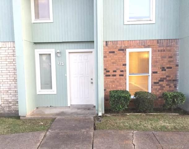 5705 E Texas Street #175, Bossier City, LA 71111 (MLS #256038) :: Deb Brittan Team