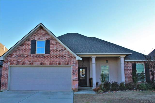 209 Apalachee Way, Bossier City, LA 71111 (MLS #258140) :: Deb Brittan Team
