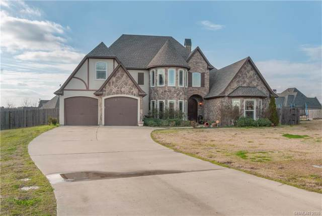 178 Yopp Circle, STONEWALL, LA 71078 (MLS #258416) :: Deb Brittan Team