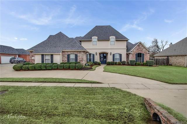 103 Plantation Trace, Bossier City, LA 71112 (MLS #260554) :: Deb Brittan Team